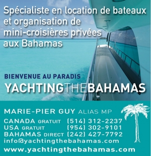 MP Yachting the Bahamas