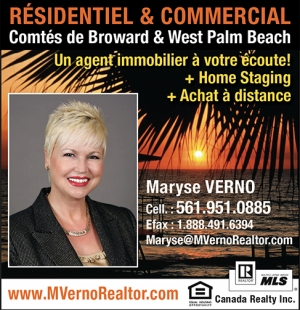 Maryse Verno - Canada Realty inc.