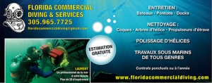 Florida Commercial Diving & Services